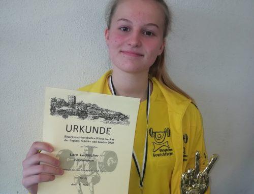 Jugend-Bezirksmeisterschaften in Heinsheim