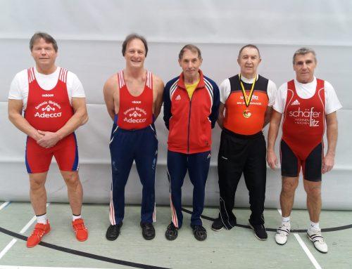 Landesmeisterschaften der Masters im Gewichtheben